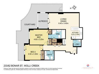 233 / 18 Lusty Street, Wolli Creek | Wolli Creek Real Estate