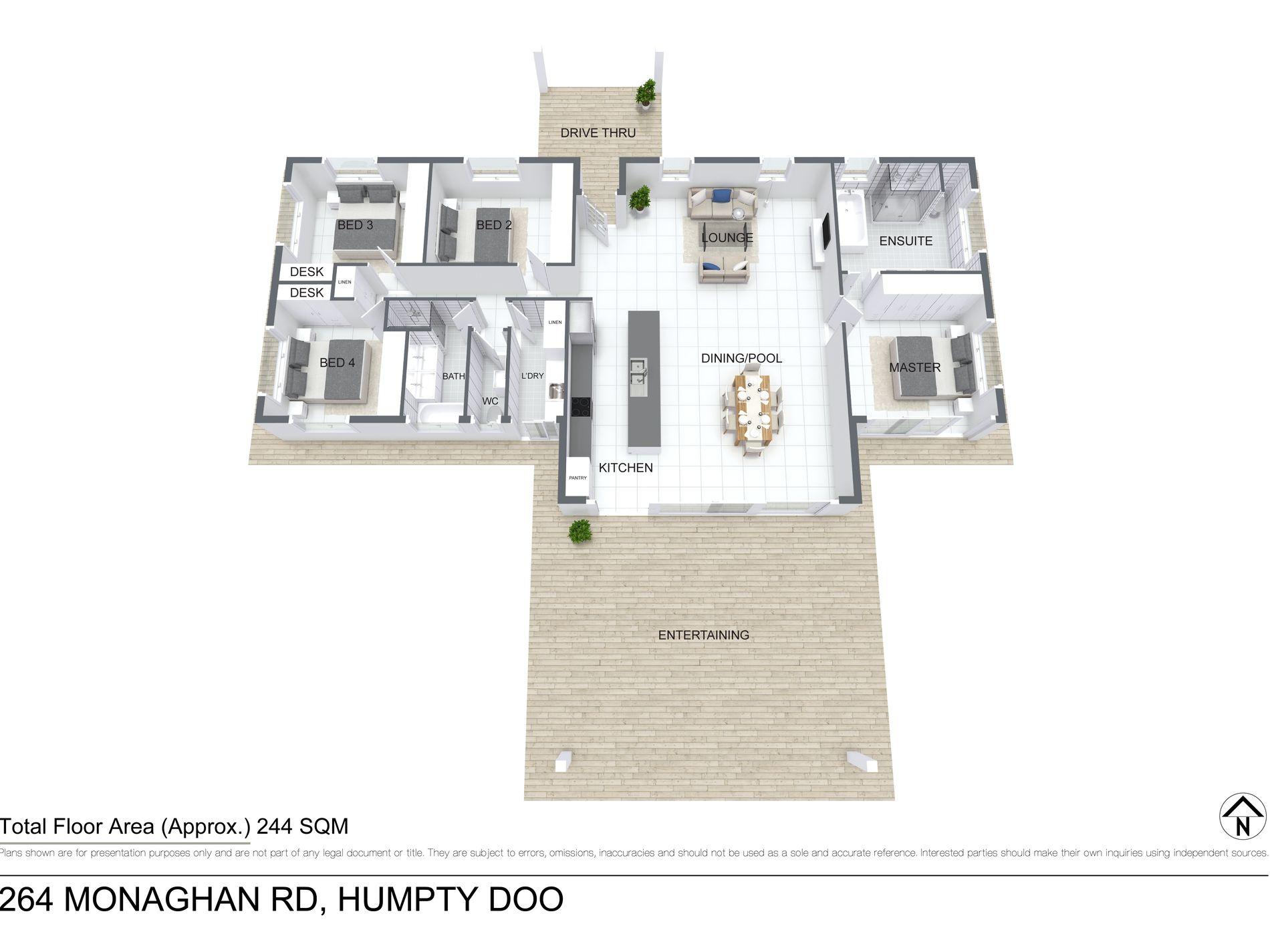 264 Monaghan Road , Humpty Doo
