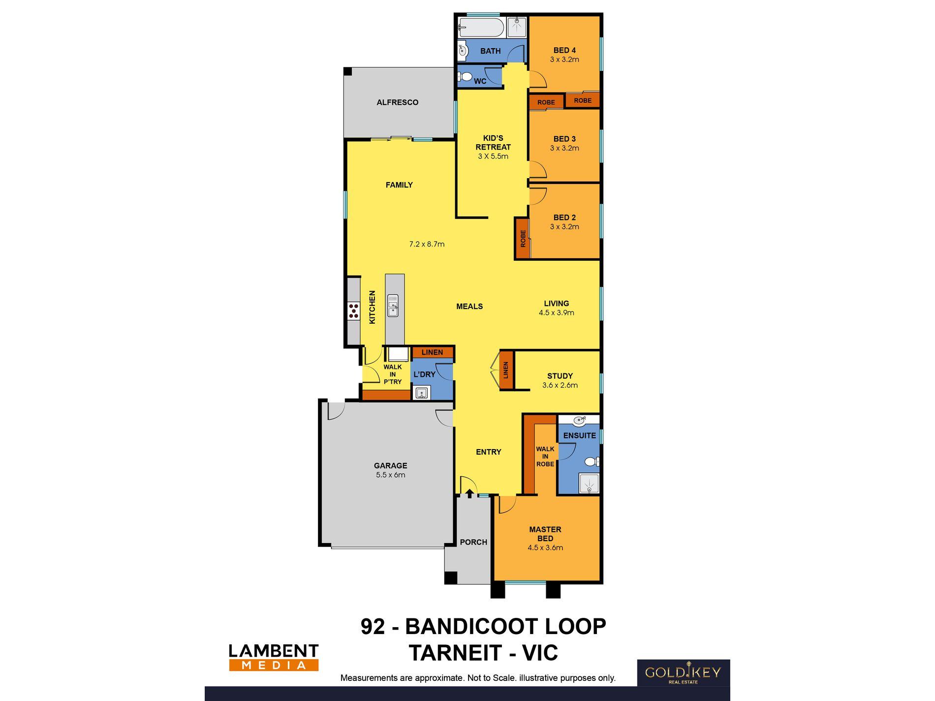 92 Bandicoot Loop, Tarneit