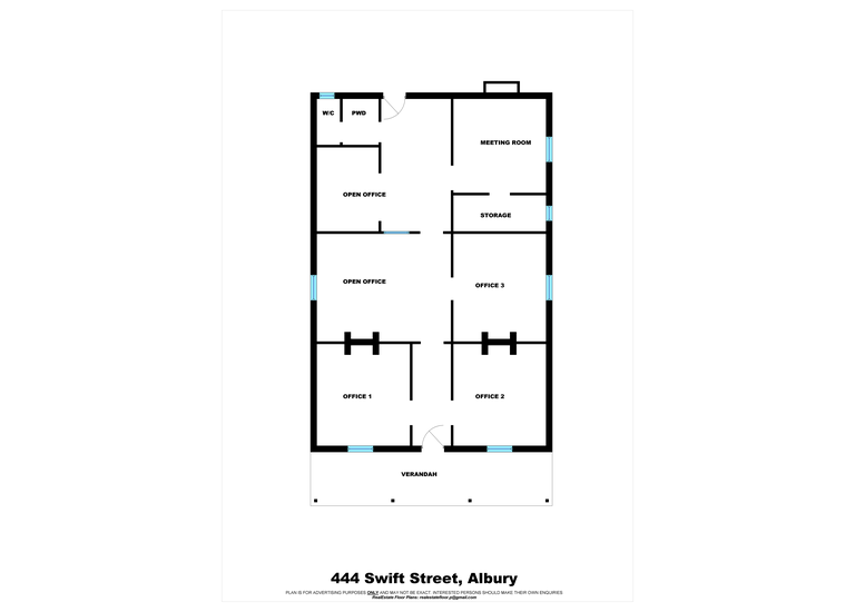 444 Swift Street, Albury