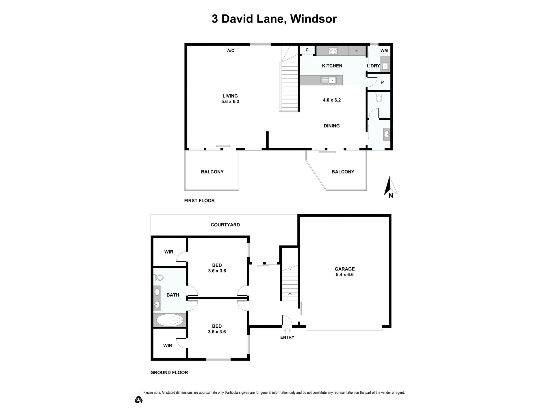 3 David Lane, Windsor