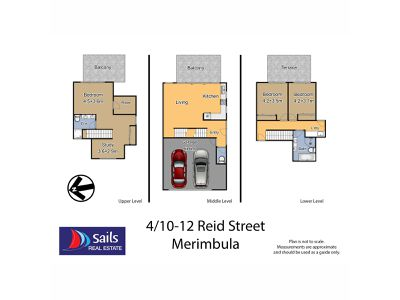 4 / 10-12 Reid Street, Merimbula