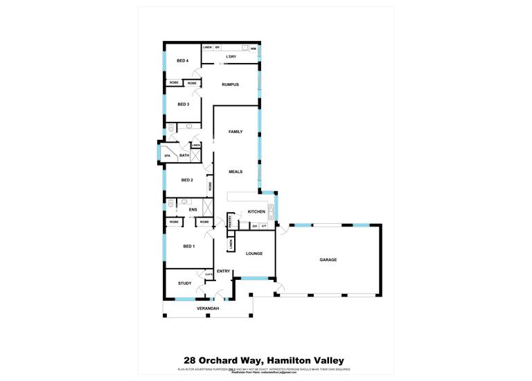 28 Orchard Way, Hamilton Valley