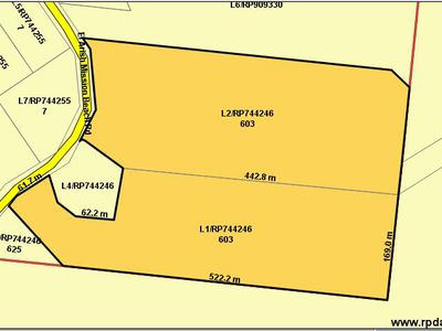 Lot 1, 585 El Arish Mission Beach Road, Maria Creeks, Maria Creeks