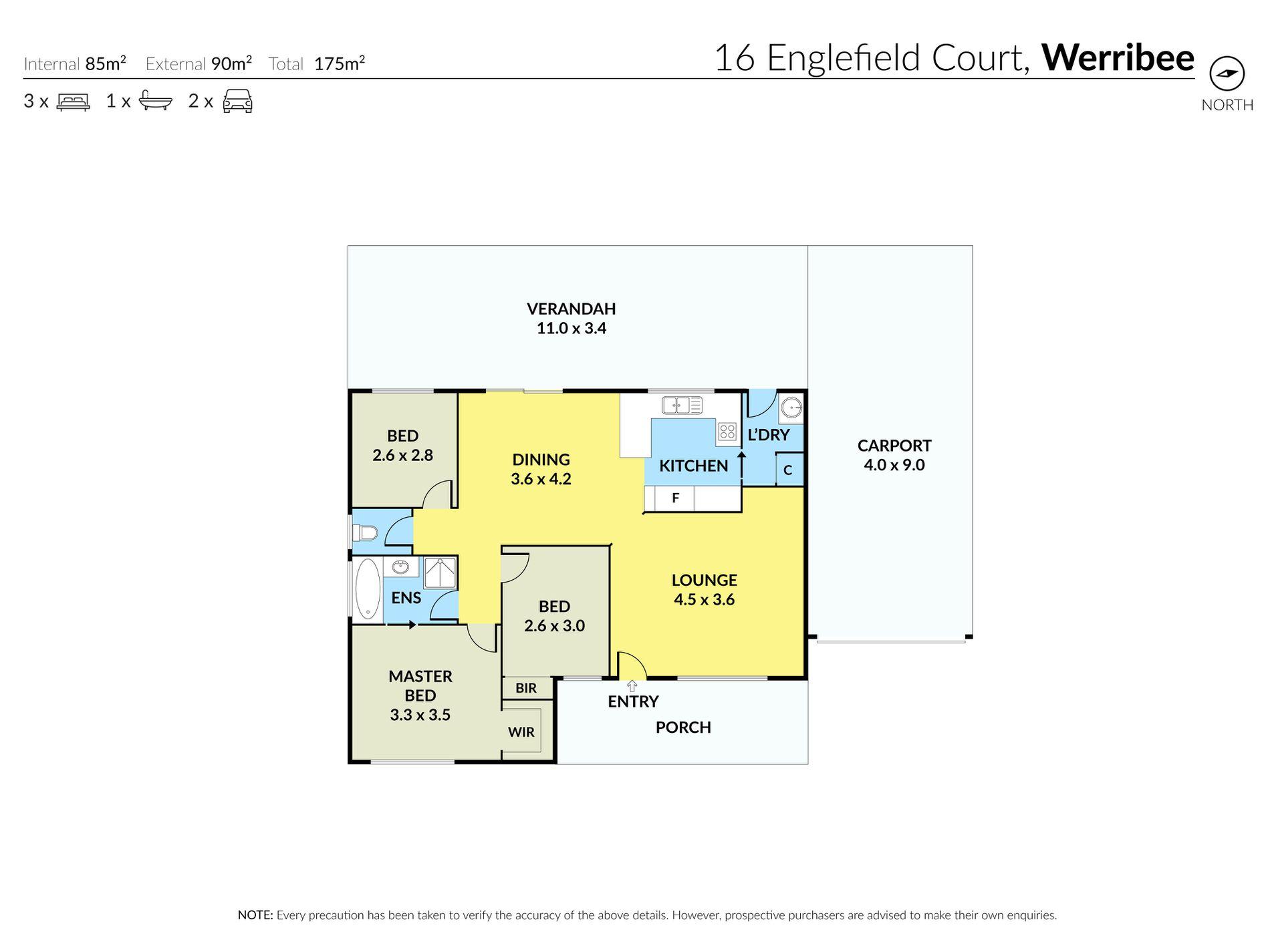 16 Englefield Court, Werribee