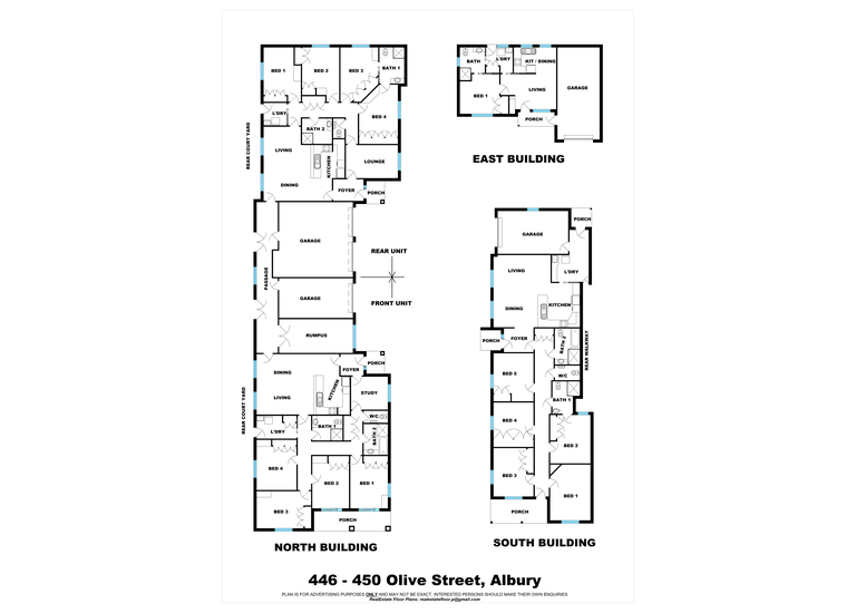 446 - 450 Olive Street, Albury
