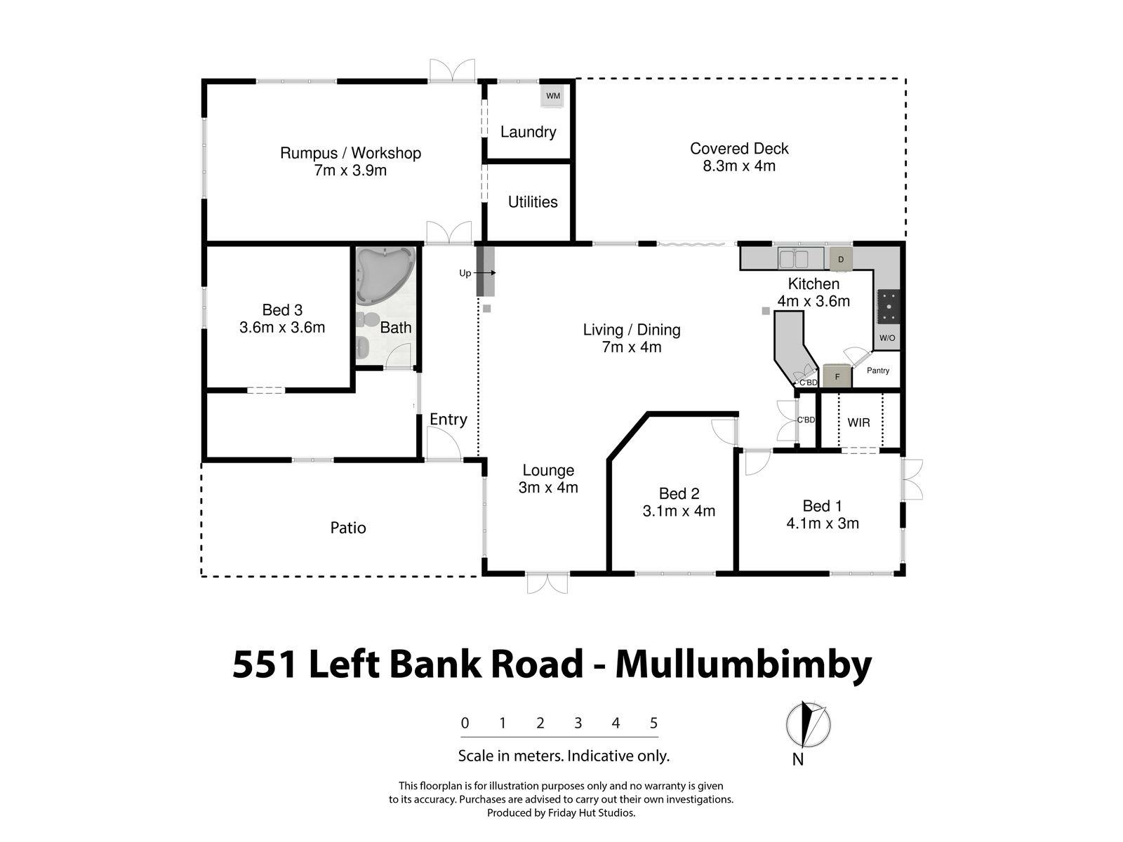 551 Left Bank Rd, Mullumbimby