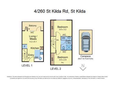 4 / 260 St Kilda Rd, St Kilda