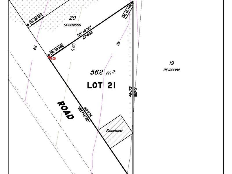 Lot 21 Greenridge Road , Park Ridge
