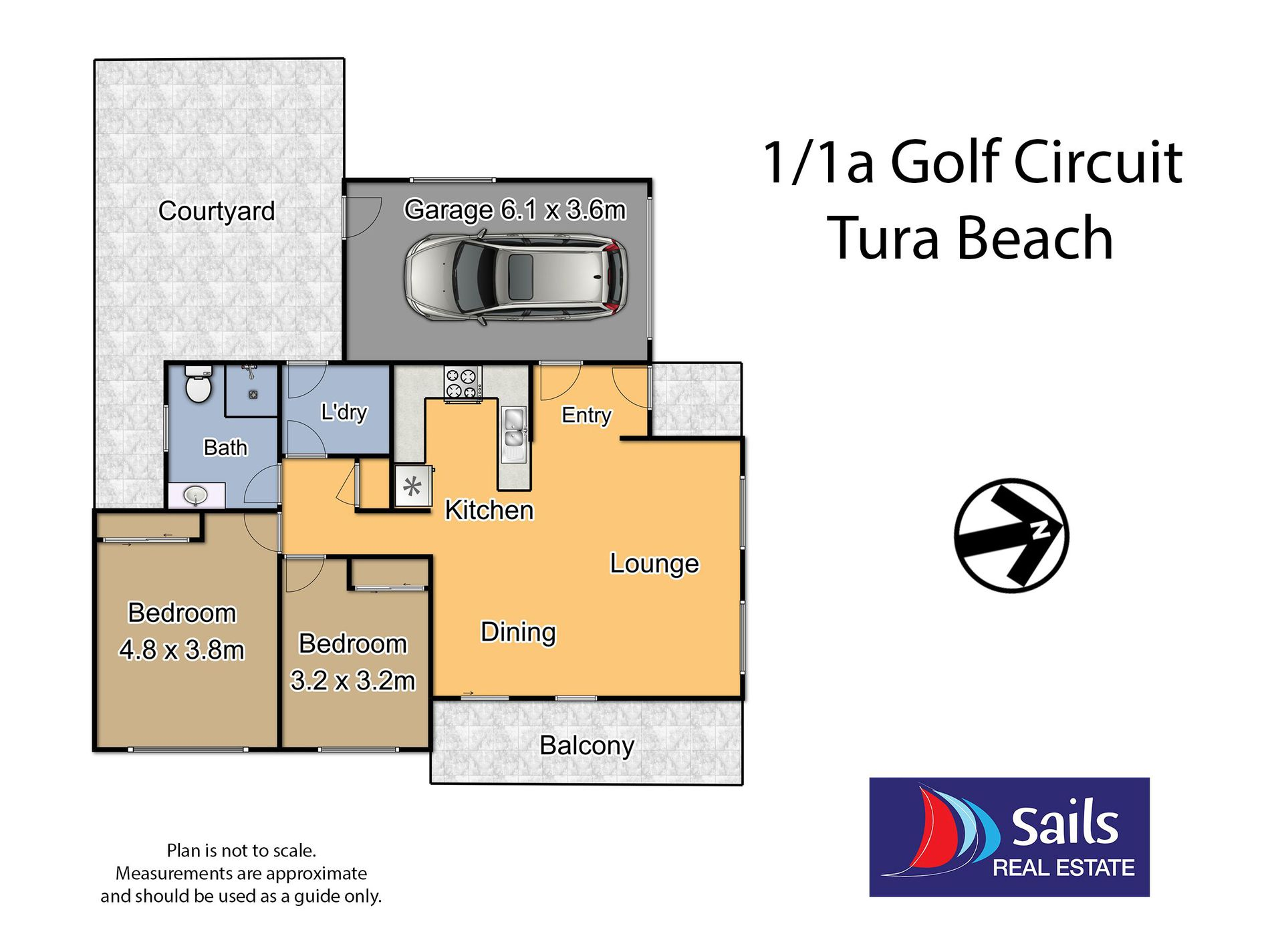 1 / 1 Golf Circuit, Tura Beach