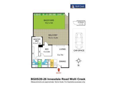 BG05 / 20-26 Innesdale Road, Wolli Creek