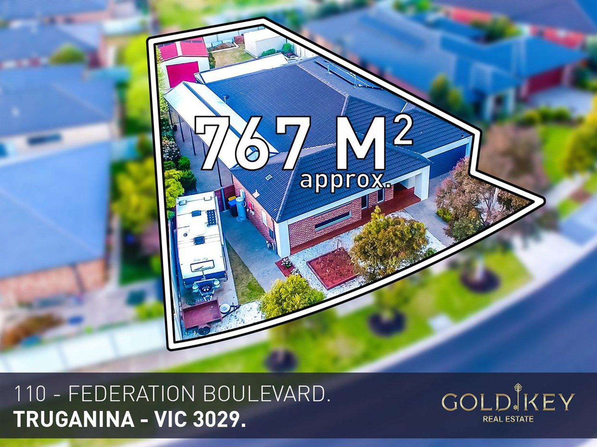 110 Federation Boulevard, Truganina