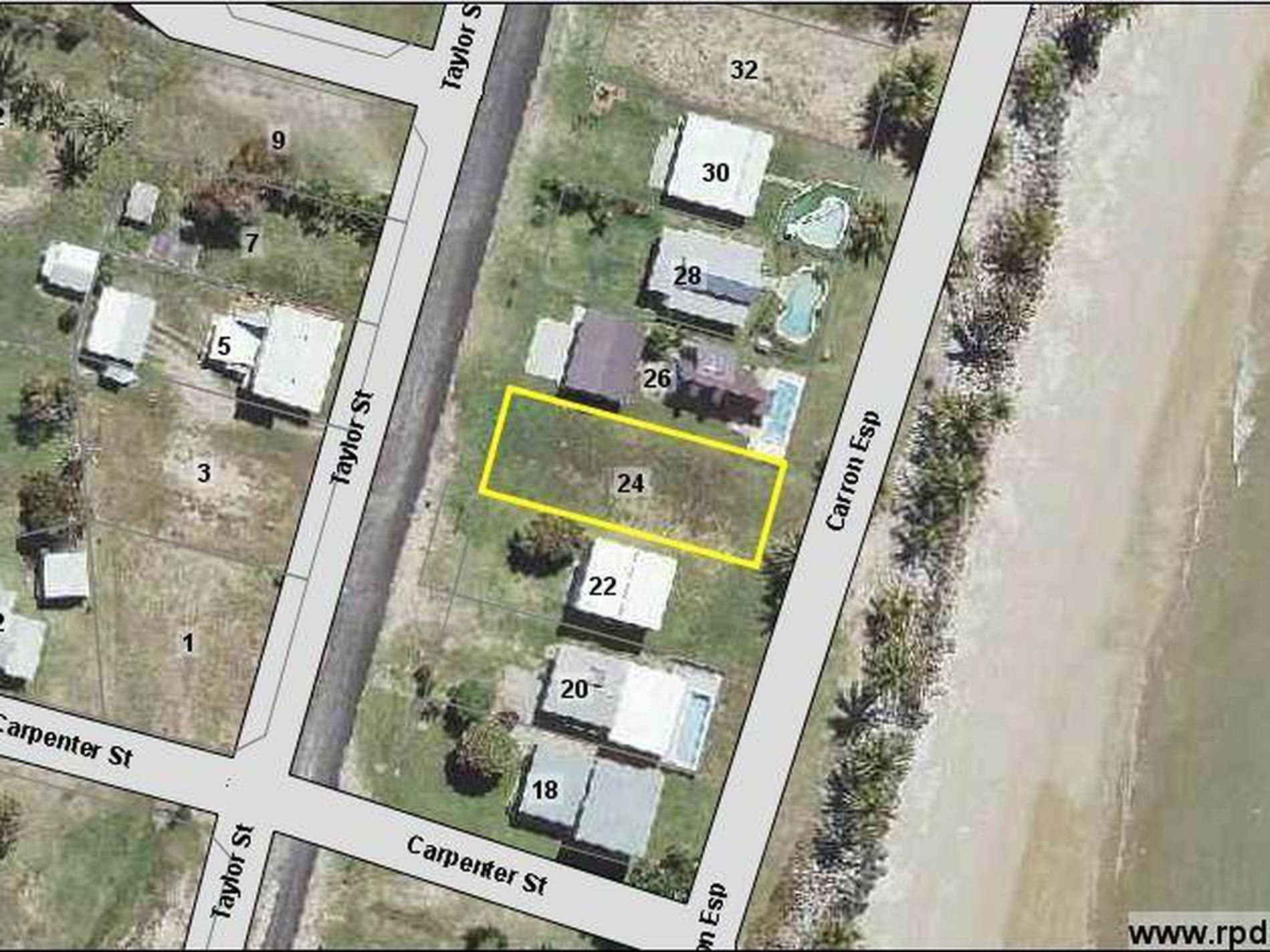 Lot 909, 24 Taylor Street, Tully Heads
