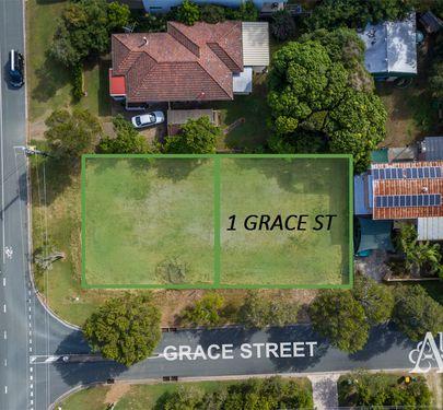 1 Grace Street, Scarborough