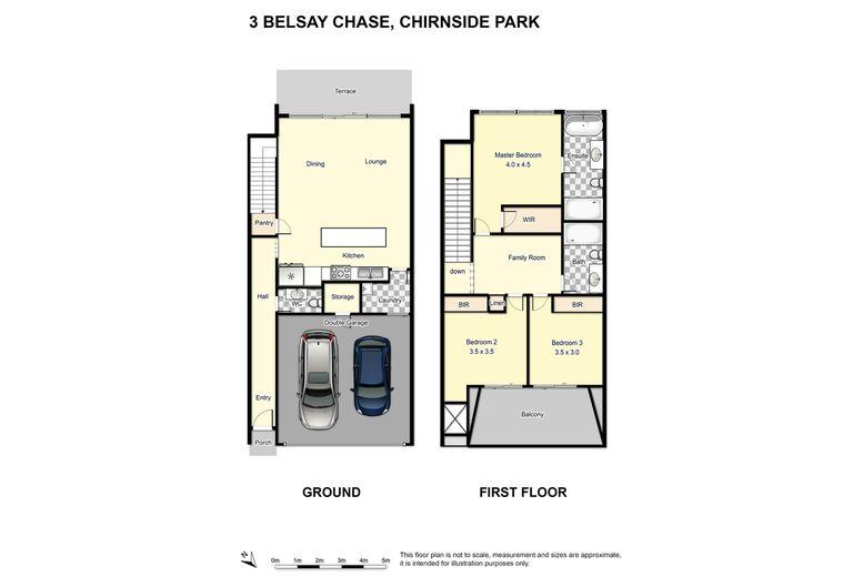 3 Belsay Chase, Chirnside Park