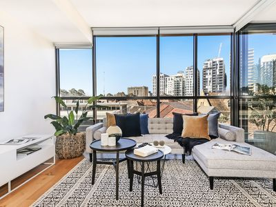 516 / 225 Pacific Highway, North Sydney