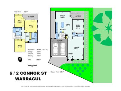 6 / 2 Connor Street, Warragul