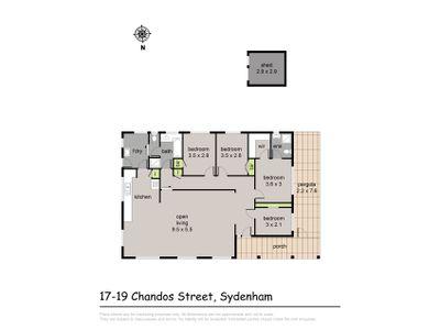 17-19 Chandos Street, Sydenham