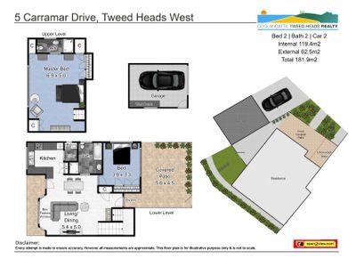 5 Carramar Drive, Tweed Heads West