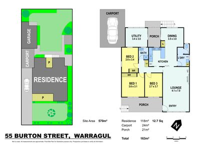 55 Burton Street, Warragul
