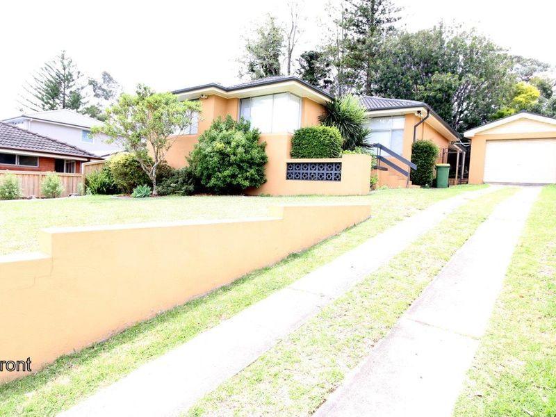 7 Murrills Crescent, Baulkham Hills