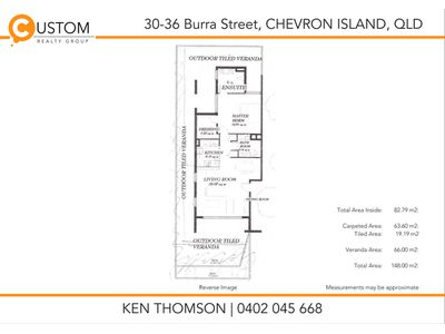 30-36 BURRA ST, Chevron Island