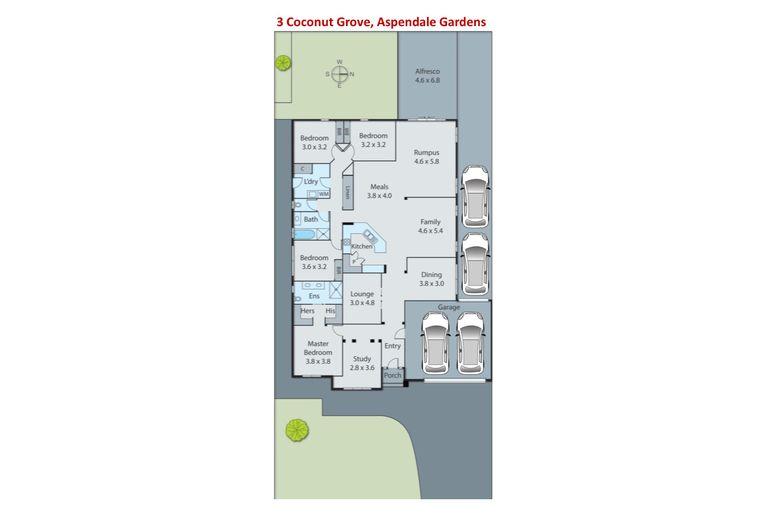 3 Coconut Grove, Aspendale Gardens
