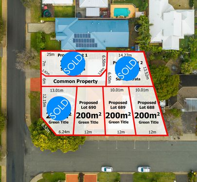 Lot 689, Troytown Way, Melville