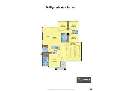 16 Bigarade Way , Tarneit