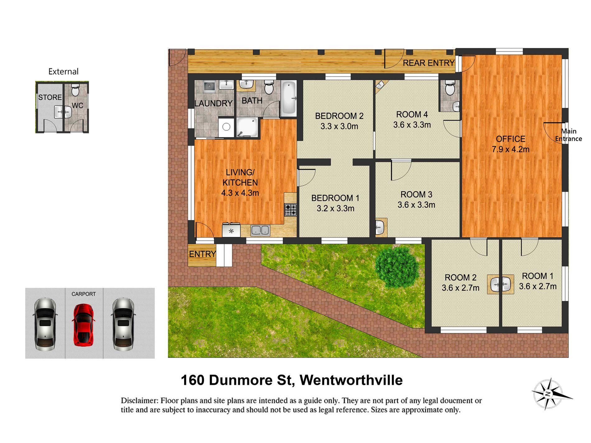 160 Dunmore Street, Wentworthville