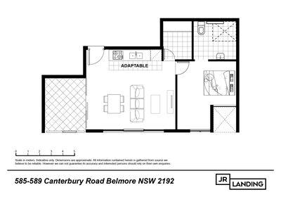 19 / 585-589 Canterbury Road, Belmore