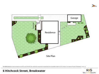 6 HITCHCOCK STREET, Breakwater