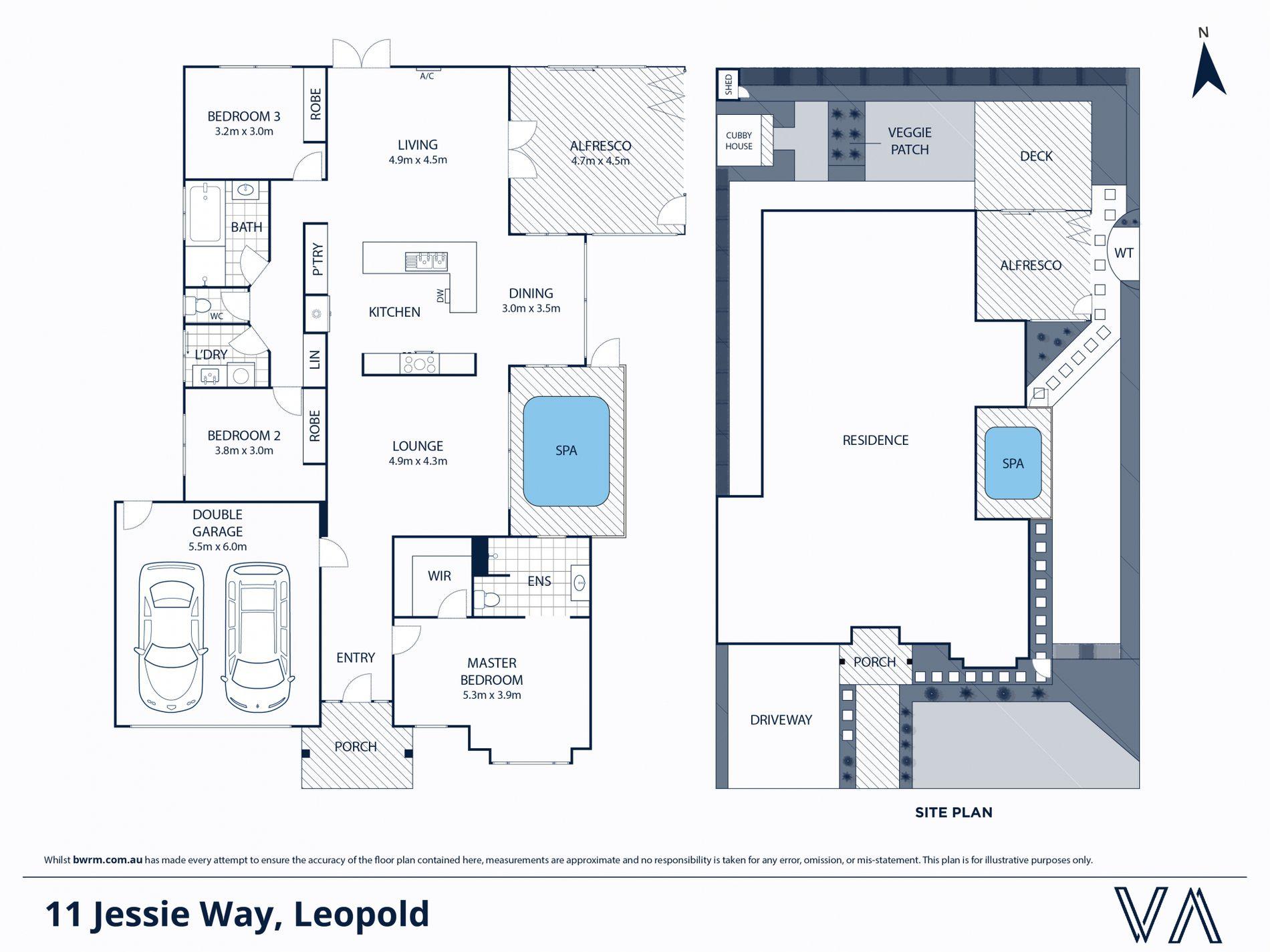 11 Jessie Way, Leopold