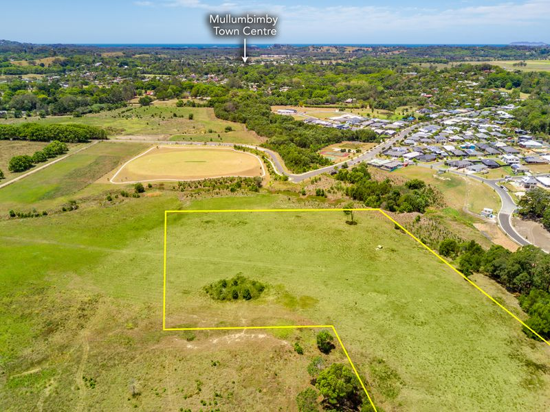 Lot 161-192, Tuckeroo Ave, Mullumbimby