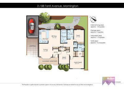 2 / 88 Tanti Avenue, Mornington