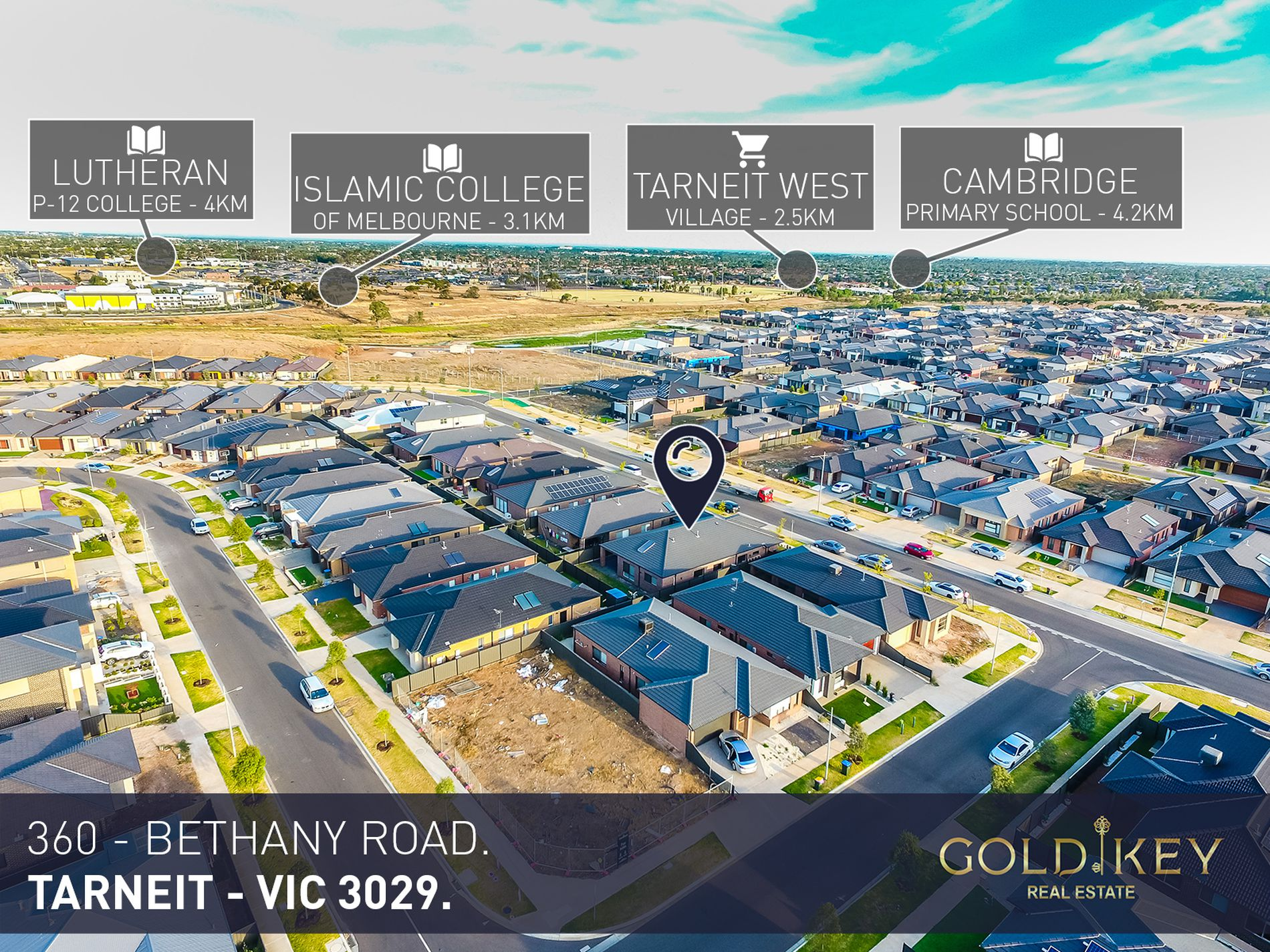 360 Bethany Road, Tarneit