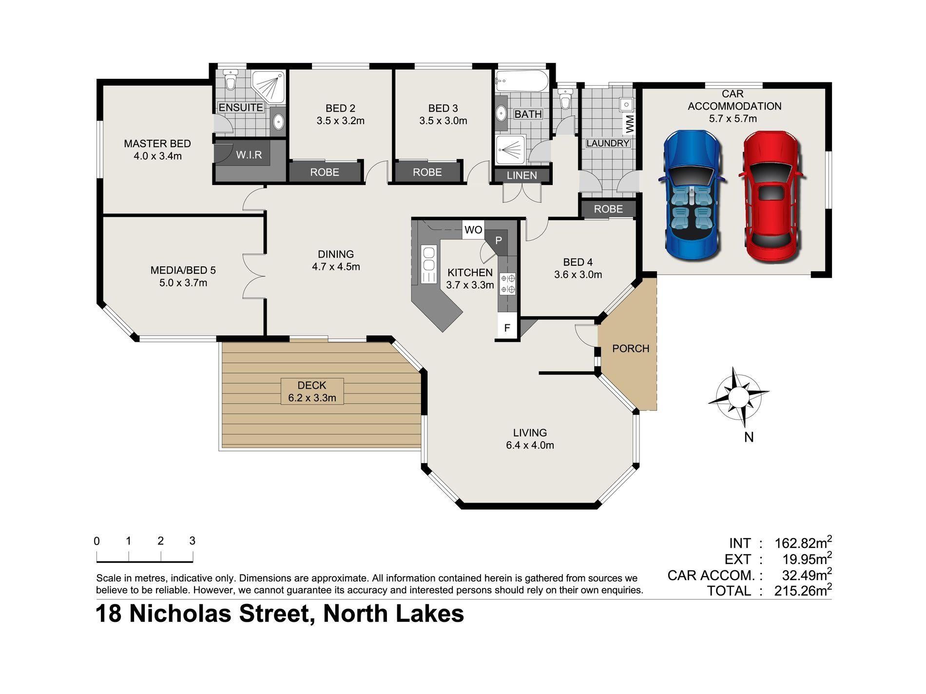 18 Nicholas Street, North Lakes