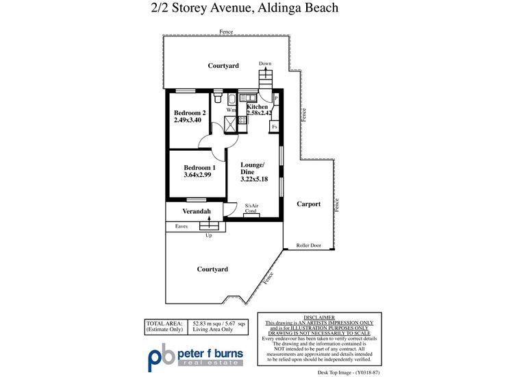 2 / 2 Storey Avenue, Aldinga Beach