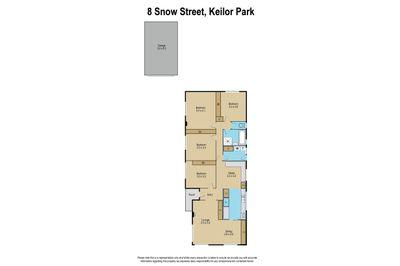 8 Snow Street, Keilor Park
