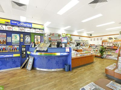 Thirroul Newsagency
