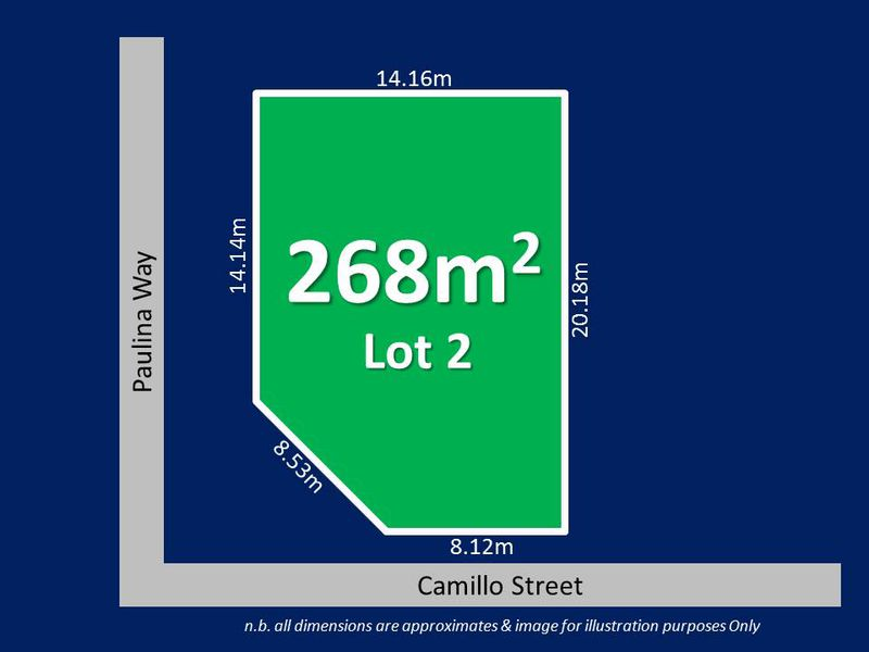 5B (Lot 2) Camillo Street, Coolbellup