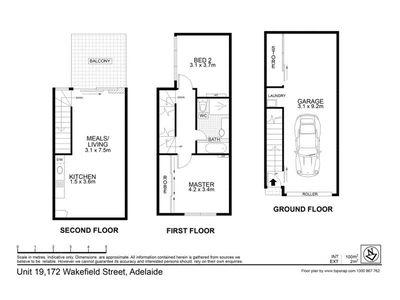 19 / 172 Wakefield Street, Adelaide