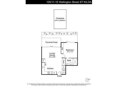 105 / 13 Wellington Street, St Kilda