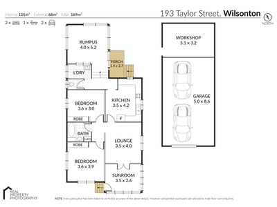 193 Taylor Street, Wilsonton