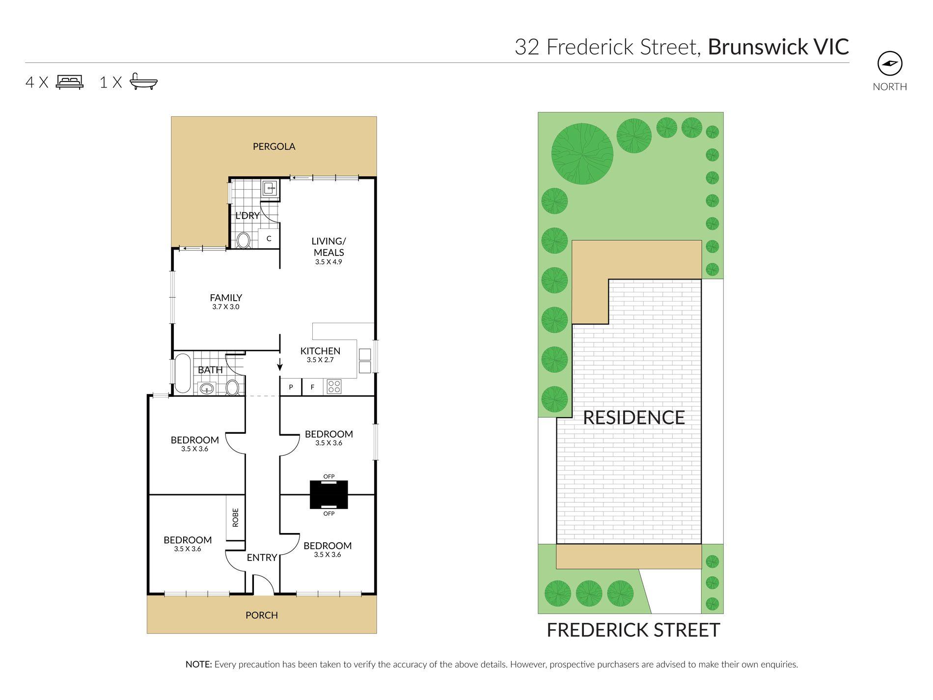 32 Frederick Street, Brunswick