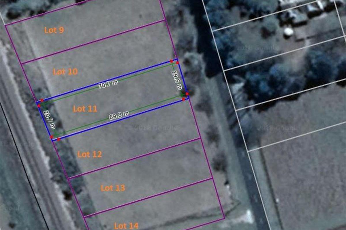 1407.5sqm - Lot 11, Lake Bathurst