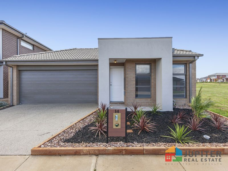 14 Maryborough Drive, Wyndham Vale