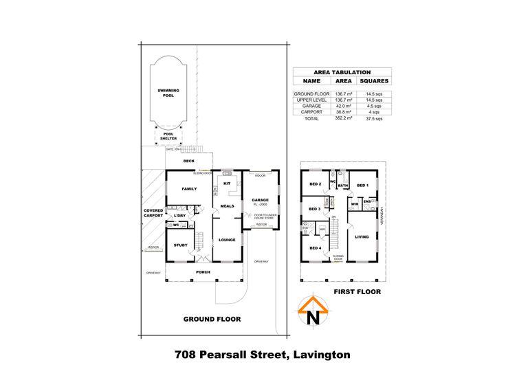 708 Pearsall Street, Hamilton Valley