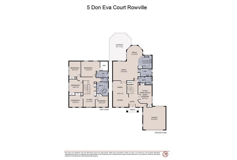 5 Don Eva Court, Rowville