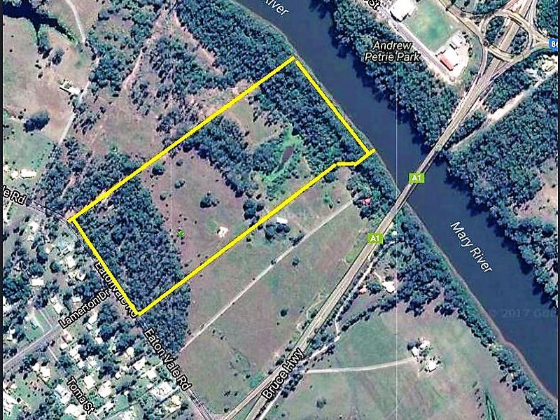 47 acres  of prime riverfront property with DA approval – Nature Based Tourism